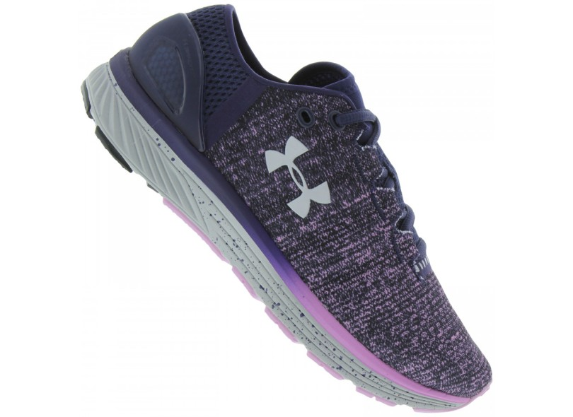 Tênis Under Armour Feminino Corrida Charged Bandit 3 e6c478df42f3c