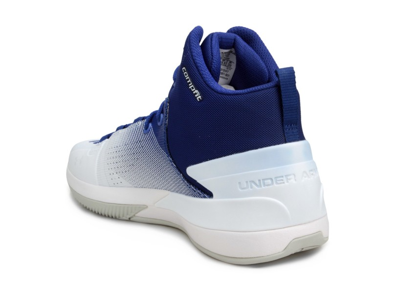 8d253865e7e Tênis Under Armour Masculino Basquete Rocket 3