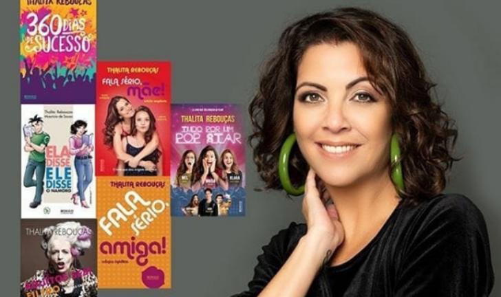 Thalita Rebouças: conheça 8 dos melhores livros da autora de Fala Sério, Mãe!