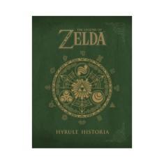 The Legend Of Zelda: Hyrule Historia - Varios Autores - 9781616550417