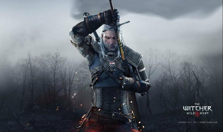 The Witcher 3 será lançado para Nintendo Switch