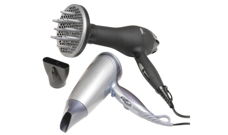 Tipos de secadores: escolha o ideal para tratar seus cabelos
