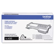 Foto Toner Preto Brother TN-450