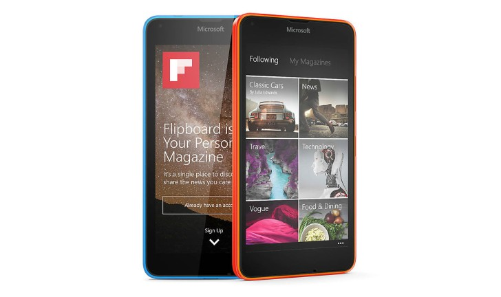 Top de linha! Assim podem ser os dois novos smartphones Microsoft Lumia