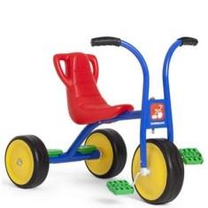 Triciclo com Pedal Bandeirante Escolar 260