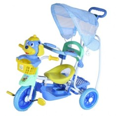 Triciclo com Pedal Bel Fix 2 em 1 Passeio