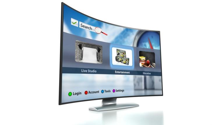 TV com tela curva! Conheça os novos modelos de televisores Samsung
