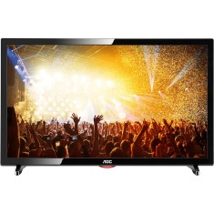 "Foto TV LED 19"" AOC LE19D1461 2 HDMI USB PC"