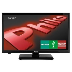 "Foto TV LED 20"" Philco PH20U21D 2 HDMI USB PC"