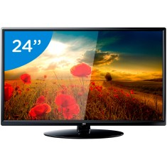 "TV LED 24"" AOC LE24M1475 2 HDMI USB PC"