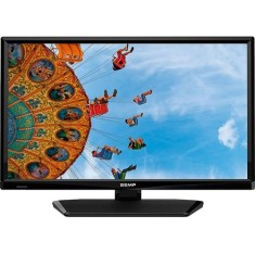 "Foto TV LED 24"" Semp Toshiba L24D2700 1 HDMI USB PC"