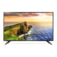 "Foto TV LED 32"" LG 32LV300C 1 HDMI USB Frequência 60 Hz"