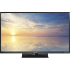 "Foto TV LED 32"" Panasonic TC-32F400B 2 HDMI USB Frequência 60 Hz"
