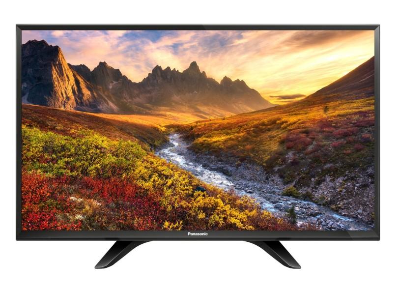 Tv led 32 panasonic viera tc 32d400b 2 hdmi usb 60 hz fandeluxe Image collections