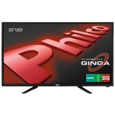 "TV LED 32"" Philco PH32B51DG 2 HDMI USB"