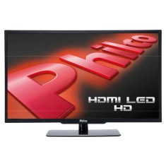 "TV LED 32"" Philco PH32U20DG 3 HDMI USB LAN (Rede)"