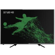 """TV LED 32"""" Philco PTV32B51D 2 HDMI USB Frequência 60 Hz"""