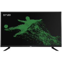 "Foto TV LED 32"" Philco PTV32D12D 2 HDMI USB Frequência 60 Hz 