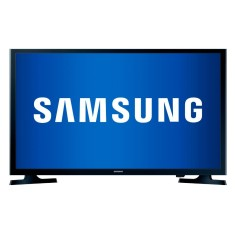 "Foto TV LED 32"" Samsung Série 4 UN32J4000 2 HDMI USB"