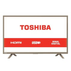 """TV LED 32"""" Toshiba 32L1800 3 HDMI USB PC"""