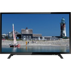 "Foto TV LED 40"" Semp Toshiba Full HD 40L1500 2 HDMI LAN (Rede)"