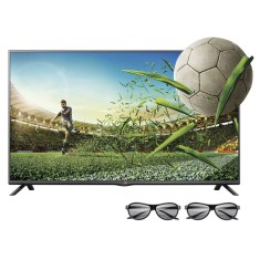 "TV LED 3D 49"" LG Cinema Full HD 49LB6200 2 HDMI"