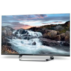 "Foto Smart TV LED 3D 55"" LG Cinema Full HD 55LM7600"