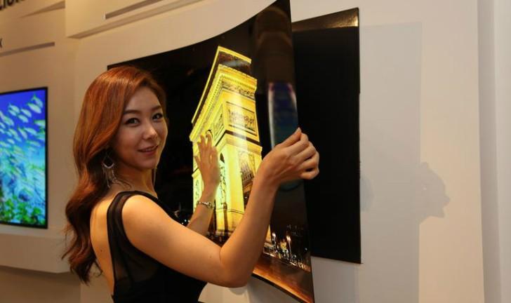 """TV muito fina! Conheça o painel OLED de 55"""" da LG"""