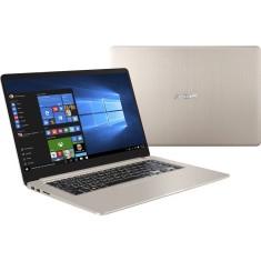 """Ultrabook Asus S510 Intel Core i7 8550U 15,6"""" 16GB SSD 1.024 GB GeForce MX150 Windows 10"""