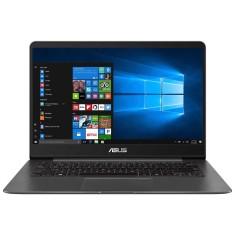 """Ultrabook Asus UX430 Intel Core i7 8550U 14"""" 16GB SSD 1.024 GB GeForce MX150 Windows 10"""