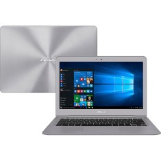 "Ultrabook Asus Zenbook UX330UA Intel Core i5 6200U 13,3"" 8GB SSD 256 GB 6ª Geração Windows 10 Home"