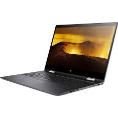 "Ultrabook HP AMD Ryzen 7 2700U 13"" 8GB SSD 500 GB Windows 10 Conversível"