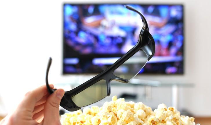 Vantagens e desvantagens da TV 3D