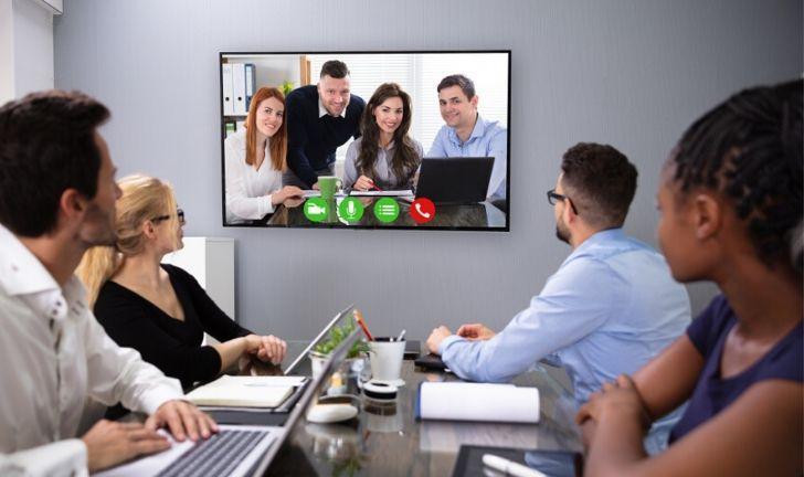 Veja como fazer videoconferência através da TV