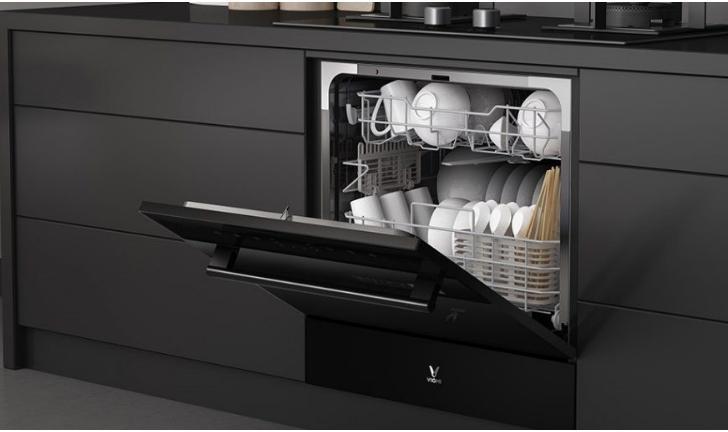Vem aí a Viomi Smart Dishwasher, a lava louça inteligente da Xiaomi