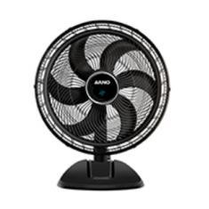 Ventilador de Mesa Arno Ultra Silence Force Vd50 50 cm 6 Pás 3 Velocidades