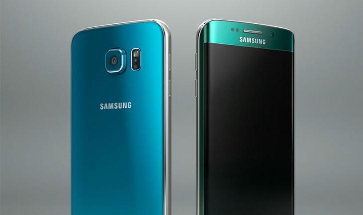 Verde e azul! Novas cores para o Samsung Galaxy S6 e Galaxy S6 Edge