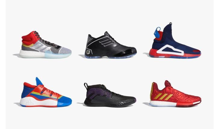 Vingadores Ultimato: Adidas lança tênis de basquete dos personagens do filme