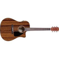 Violão Eletroacústico 6 Cordas Cutway Fender CD 60 CE