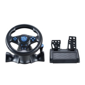 Foto Volante PC PS2 PS3 Racer JS073 - Multilaser