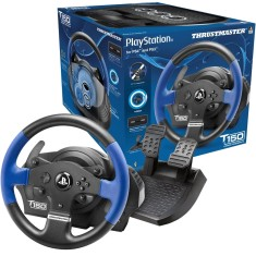 Foto Volante PC PS3 PS4 T150 Force Feedback - Thrustmaster