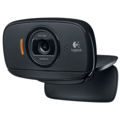 Foto WebCam Logitech 8 MP Filma em HD C525
