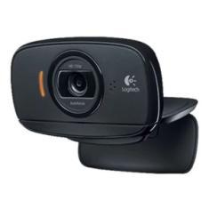 WebCam Logitech Filma em Full HD B525