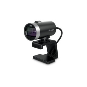 Foto WebCam Microsoft LifeCam 2 MP Filma em HD H5D-00013