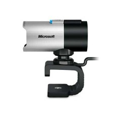 Foto WebCam Microsoft LifeCam 5 MP Filma em HD Q2F-00013