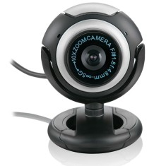 Foto WebCam Multilaser New Vision 16 MP WC044