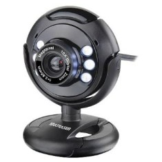 Foto WebCam Multilaser Night Vision 16 MP WC045