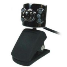 Foto WebCam Multilaser Plug & Play 1,3 MP WC040
