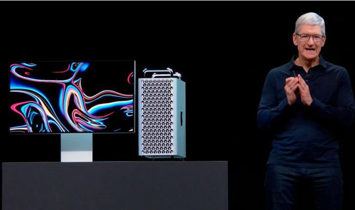 WWDC 2019: Novos desktops Mac Pro custam partir de 6.000