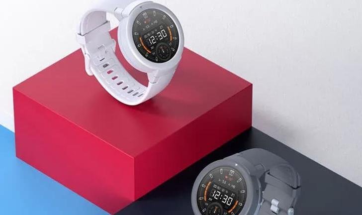 Xiaomi lança smartwatch Amazfit Youth Edition com muita bateria e preço baixo
